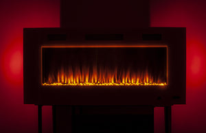 Paramount 42 Front Venting Slim Wall Mount Electric Fireplace