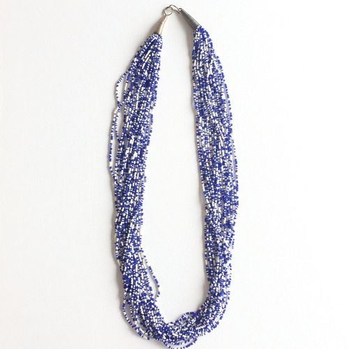 strands beaded necklace