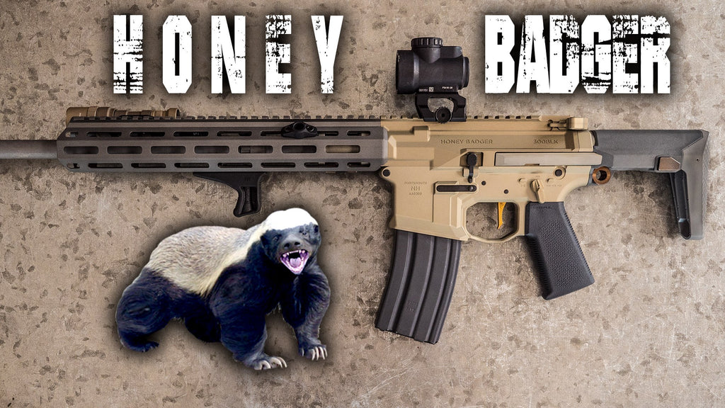(Last Line Of Defense) Honey Badger (DON