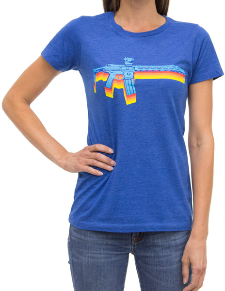 RAINBOW BADGER - WOMENS