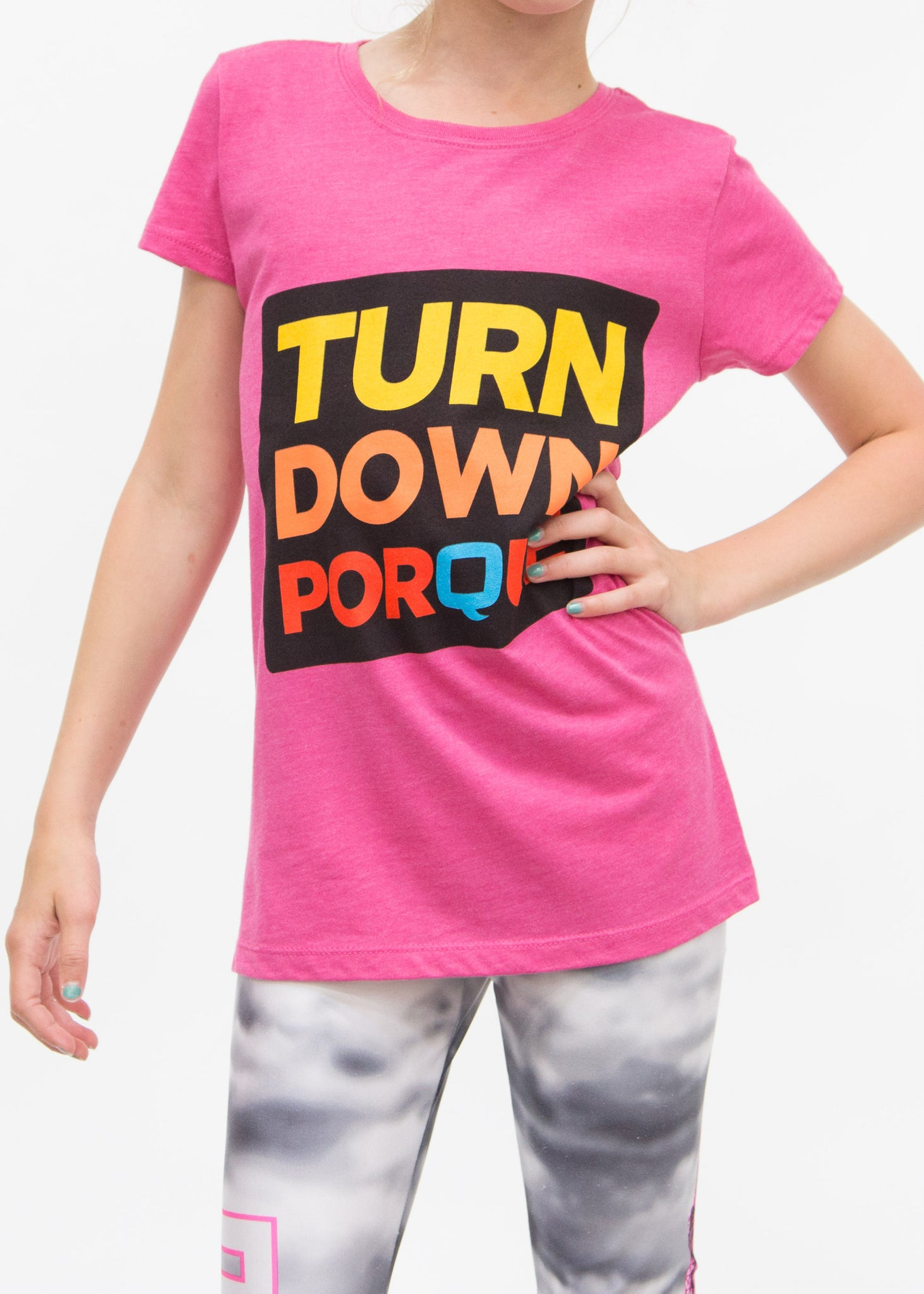 TURN DOWN PORQUE - YOUTH (G)