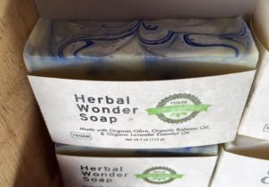 Organic Soap is at Normal Soap Company!
