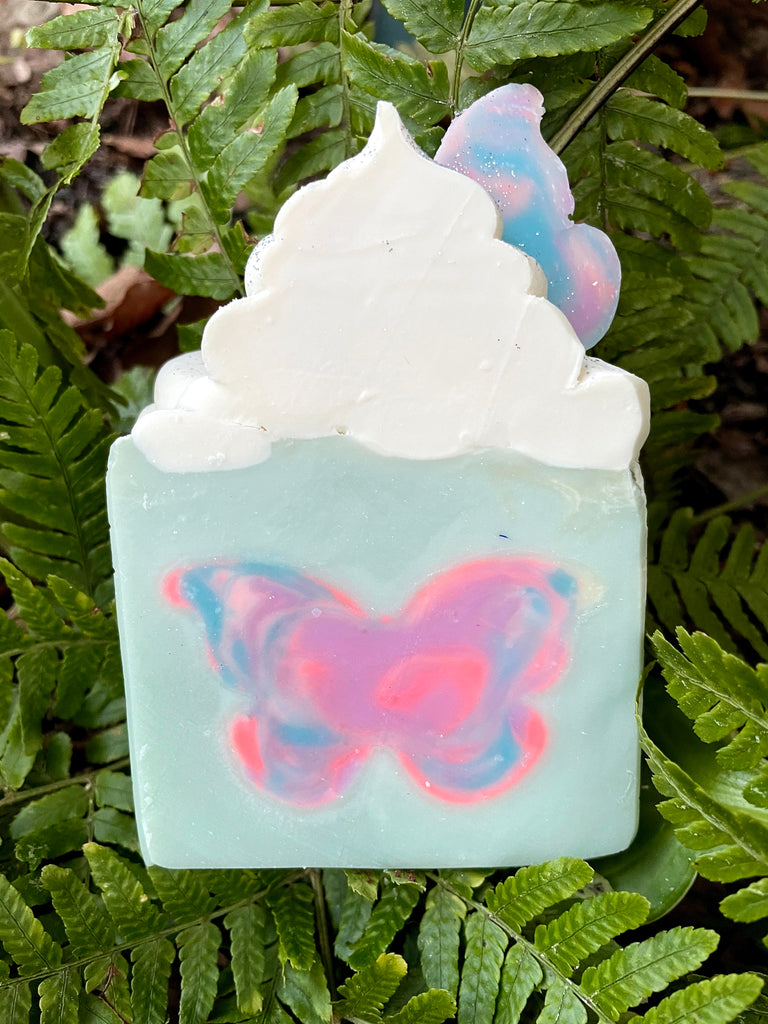Spring and Summer Butterfly Soap!