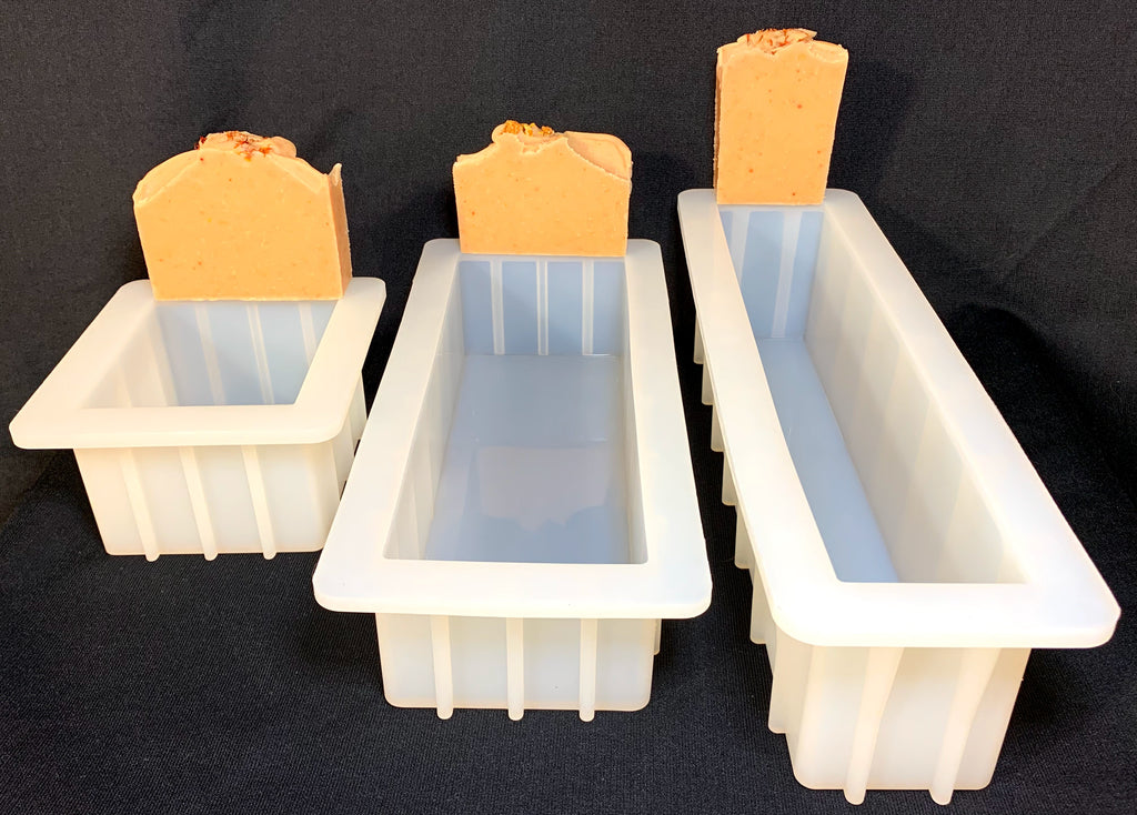 Cold Process Soap and Testing Different Silicon Molds