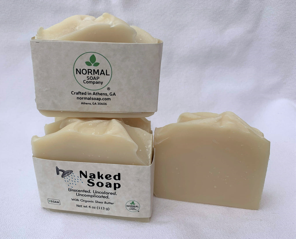 Naked Soap is Ready!