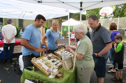 Suds and Lather will be at Athens Farmers Market – Oct. 3