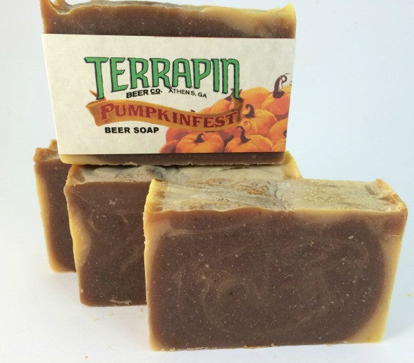 Terrapin Pumpkinfest Beer Soap!