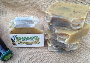 Official Soapmaker of Terrapin Beer Soap