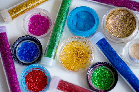 Glitter in Soap, Can you? Should you?