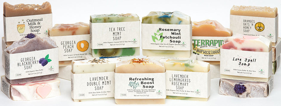 Normal Soap Company Handcrafted Soap Family