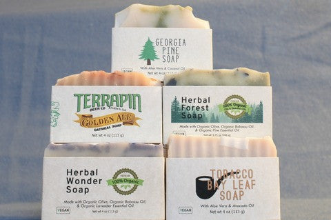 5 Soaps for $30 Deal