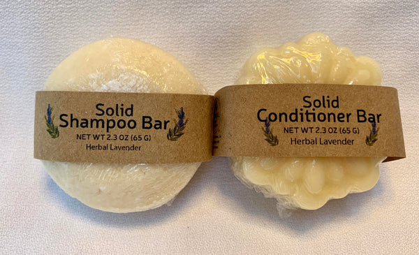 Solid Conditioner Bar