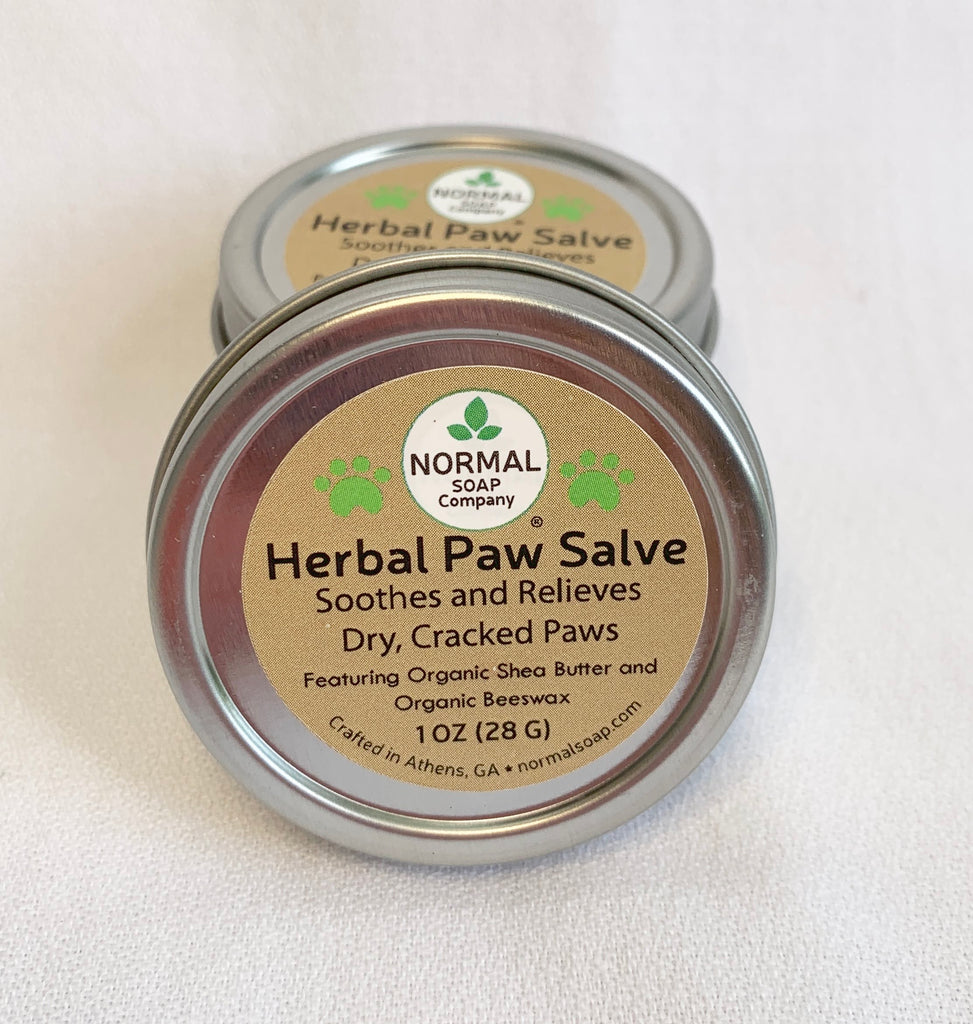 Herbal Paw Salve