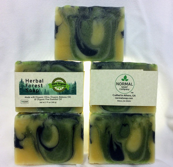 Herbal Forest Organic Soap