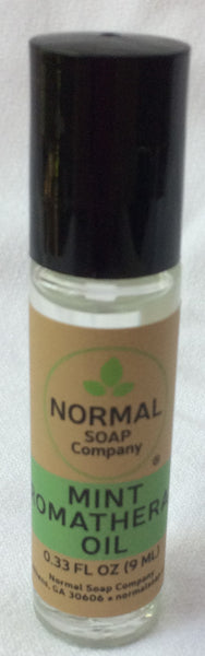 Mint Aromatherapy Oil