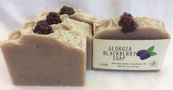 Georgia Blackberry Soap