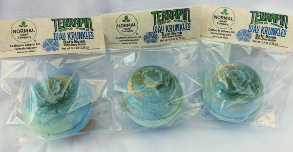 Terrapin Bath Bombs