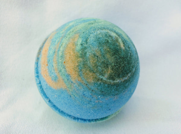 Terrapin Luau Krunkles Bath Bomb with Shea Butter
