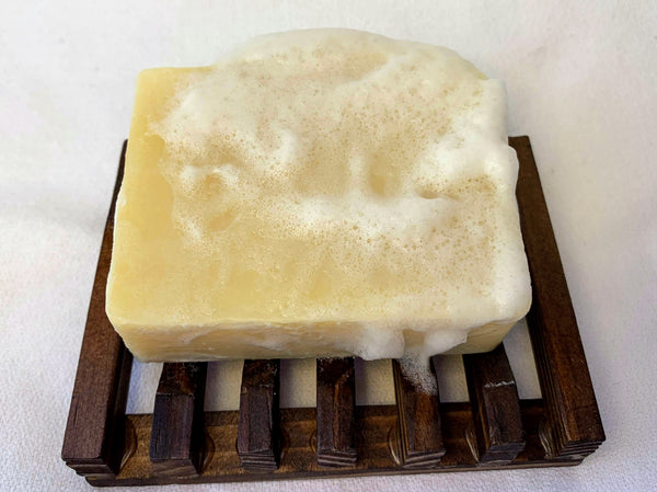 Soap Making Kit - Cold Process Soap with Essential Oils and Botanical Topping