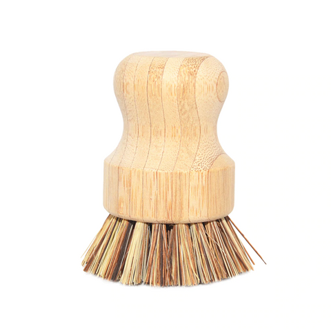 Natural Wood Kitchen Brush