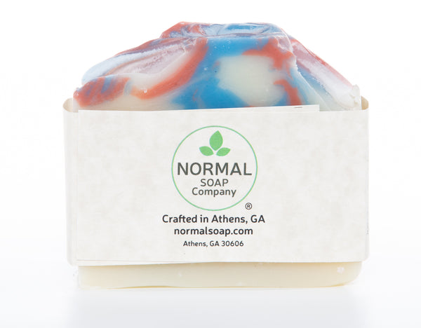 Barbershop Handcrafted Soap features a clean scent with Organic Coconut Oil and Organic Aloe Vera