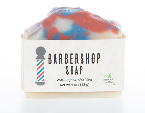 Barbershop Handcrafted Soap