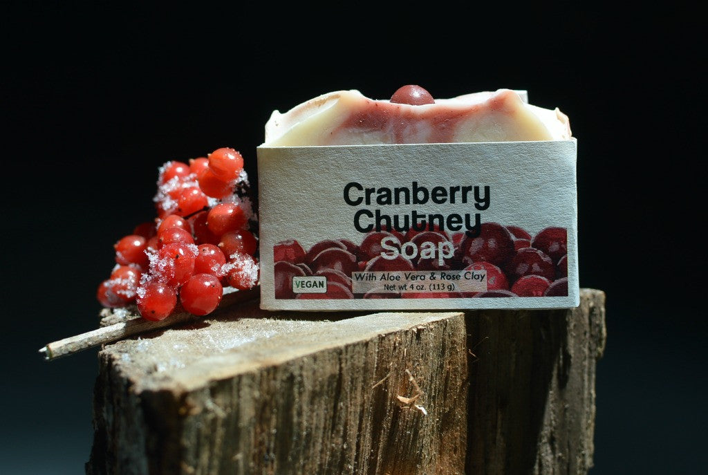 Cranberry Chutney Soap