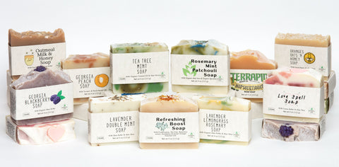 5 Soaps for $30 Deal - you pick