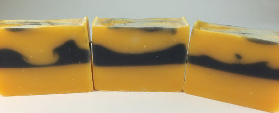 Balance Bar (Aromatherapy Vegan) Soap w/ sea buckthorn