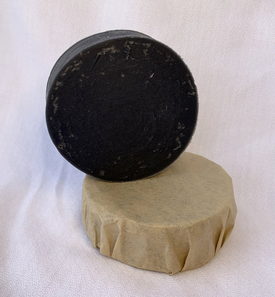 Charcoal Face soap with essential oils