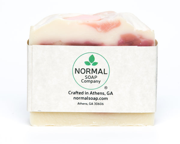 Love Spell Type Handmade Natural Soap with Aloe Vera and Cocoa Butter