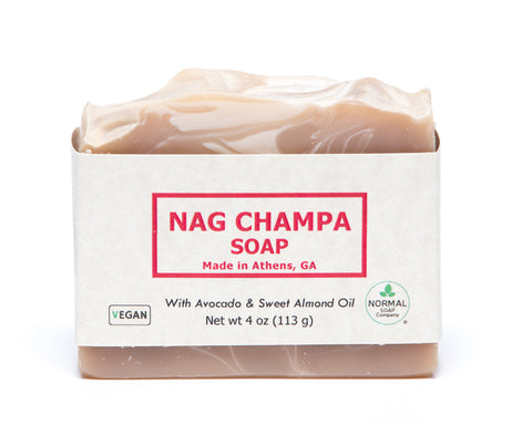 Nag Champa with Sweet Almond Oil and Cocoa Butter