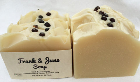 Frank and June Soap featuring Kokum Butter