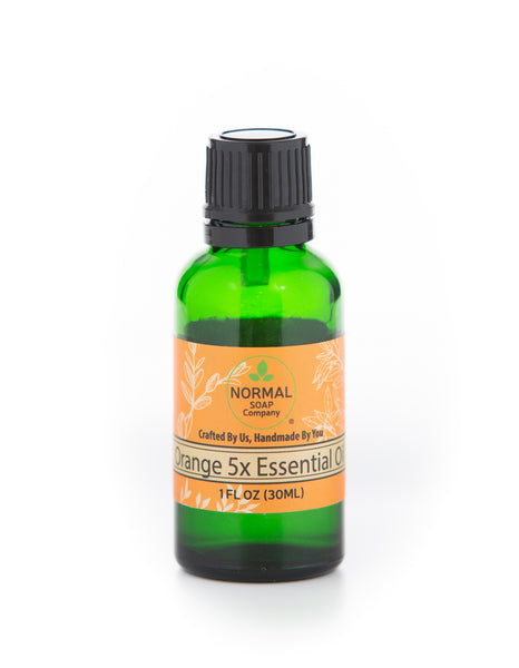 Orange 5x Essential Oil