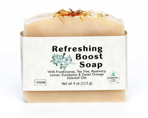 Refreshing Boost/Rejuvenation Handmade Soap