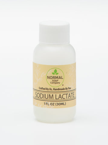 Sodium Lactate for Soap Making!