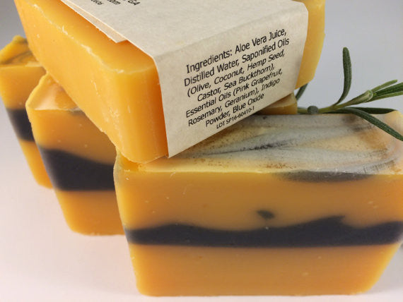 Balance Essential Oil Soap with Sea Buckthorn