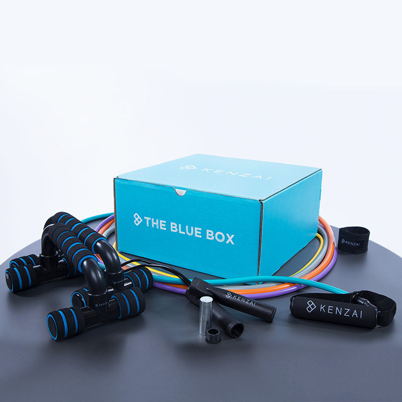 The Blue Box *** CURRENTLY OUT OF STOCK ***