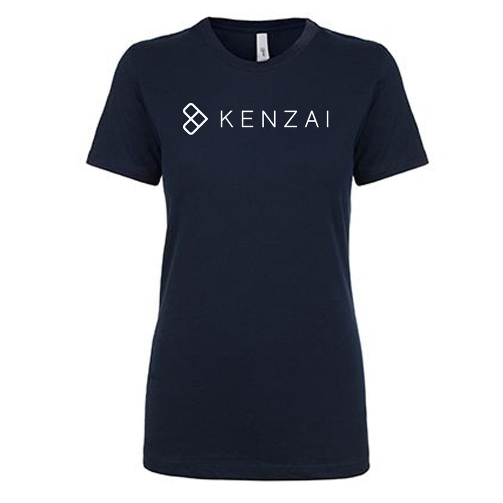 Women's Logo T-shirt in Dark Navy