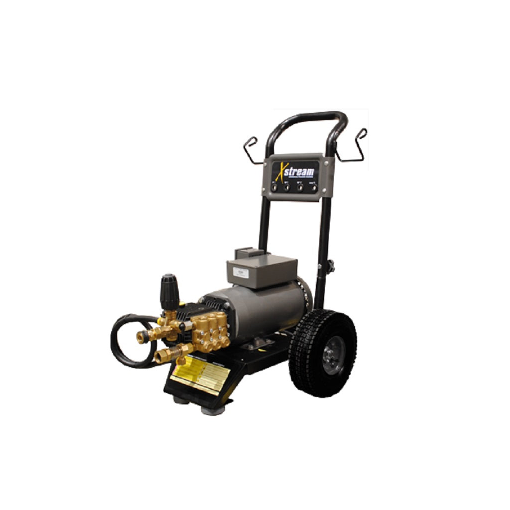 Commercial Electric 220V Pressure Washer 3.5gpm up to 2000psi