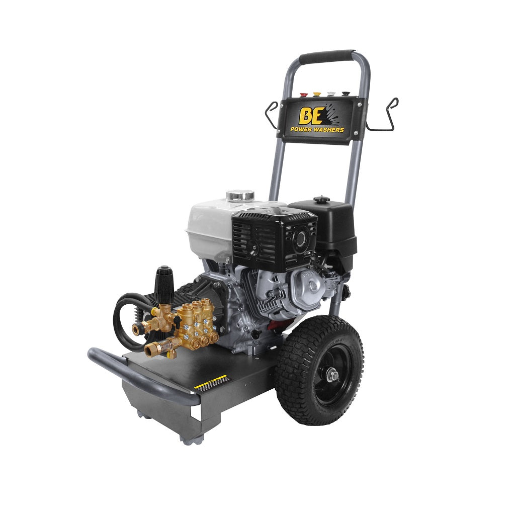 Light Commercial 4gpm Gas Pressure Washer 4000psi