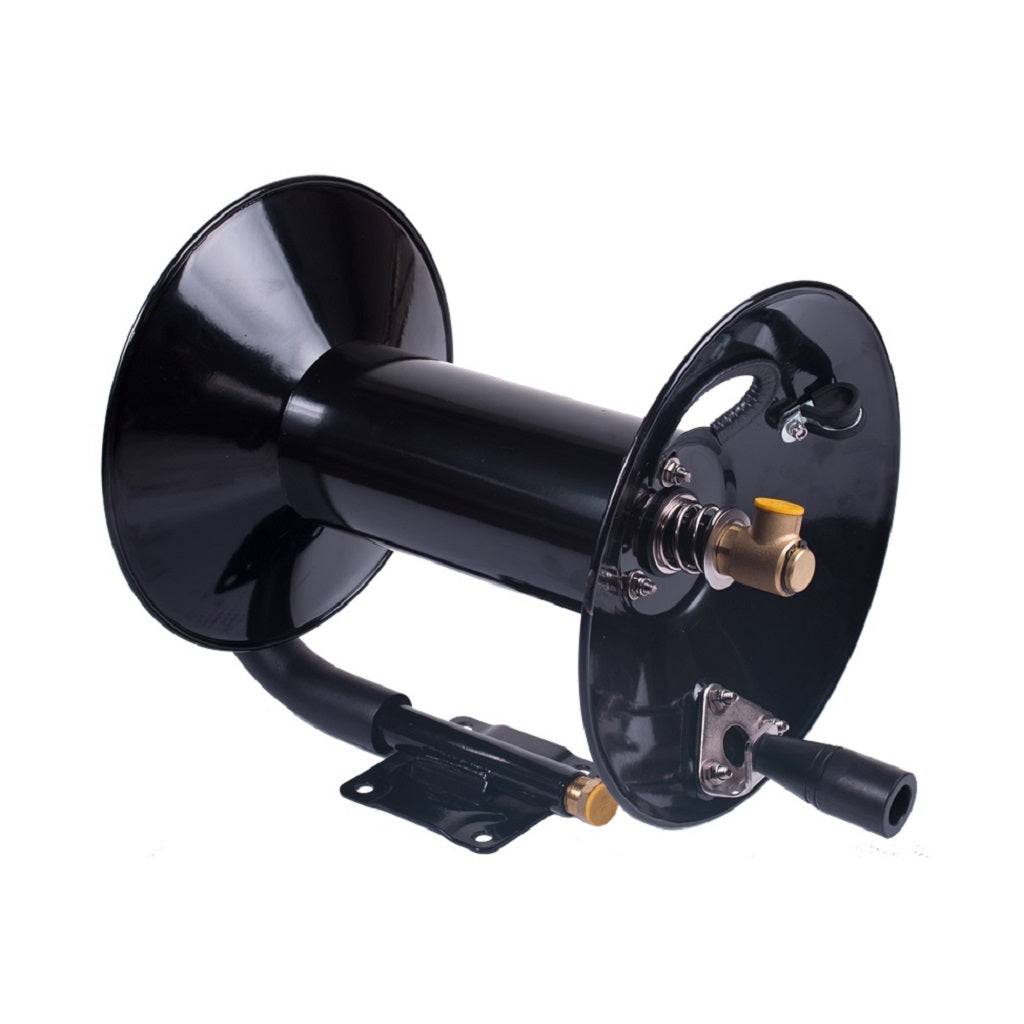 BE Manual High Pressure Hose Reel 4000psi - Warm Water