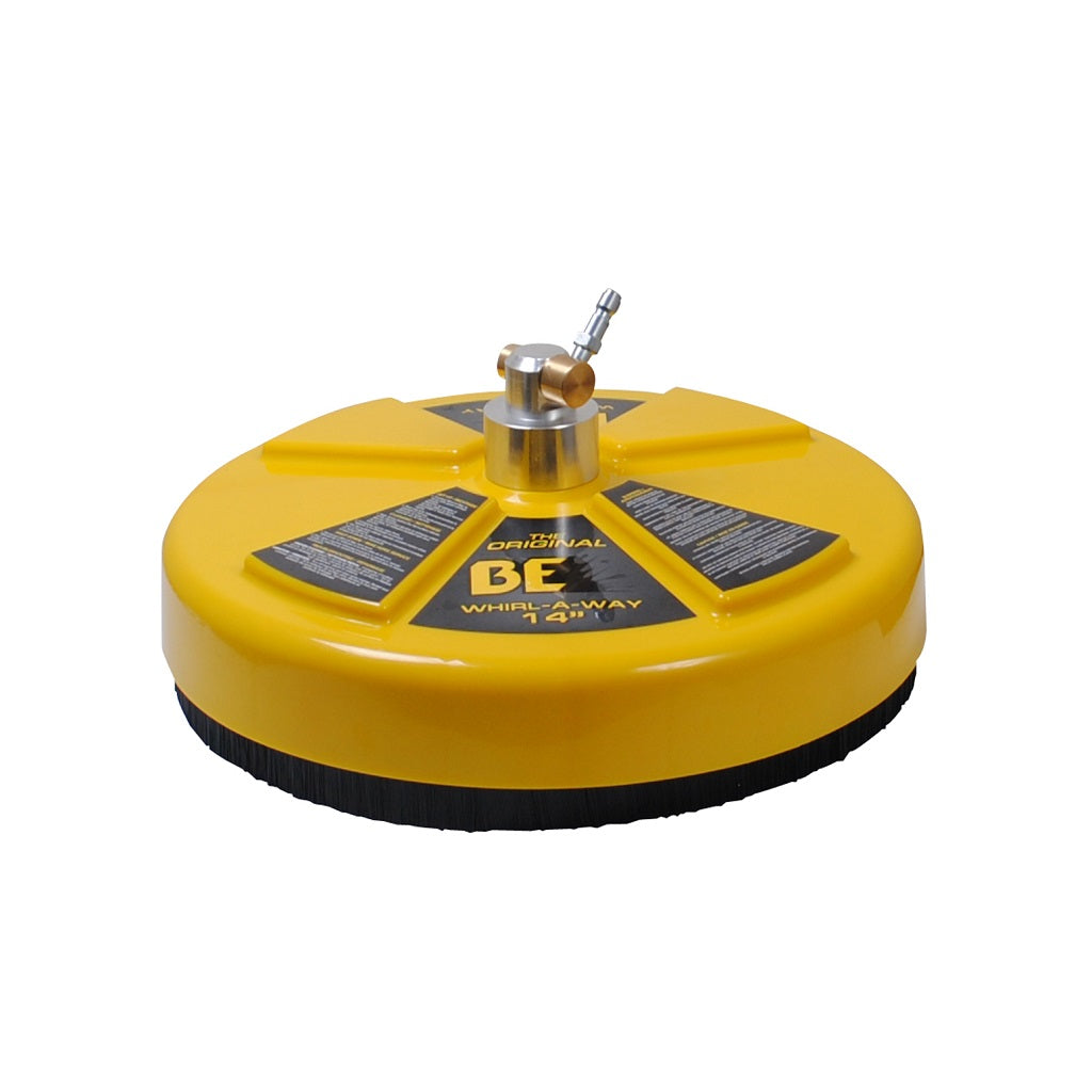"BE 14"" Whirl-A-Way Flat Surface Cleaner 4000psi"