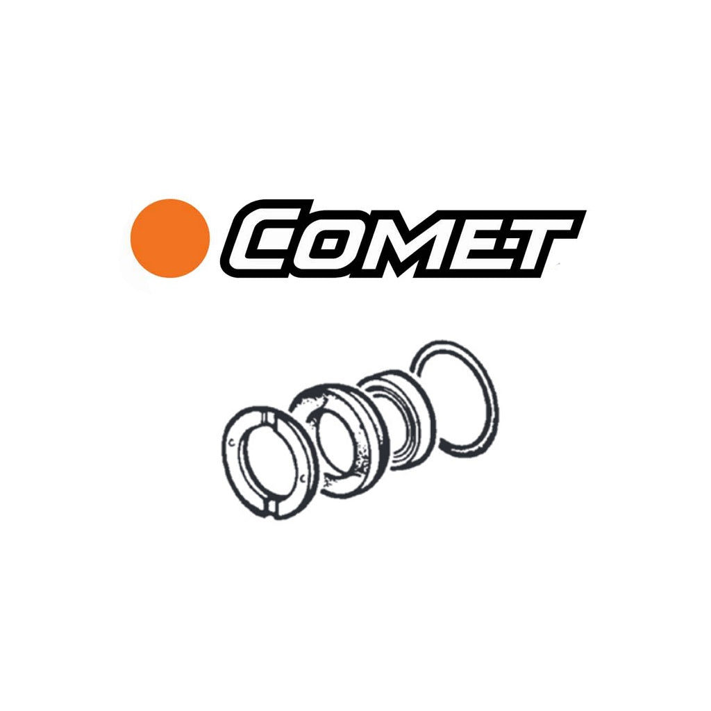 Comet Pump Complete Water Seal / Packing Repair Kits