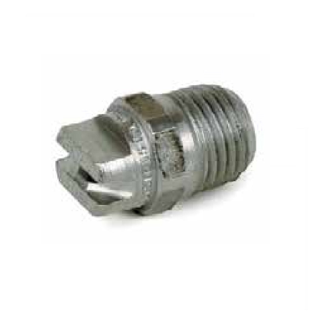 "1/4"" MEG Wide Angle Stainless Steel Nozzle 500psi"