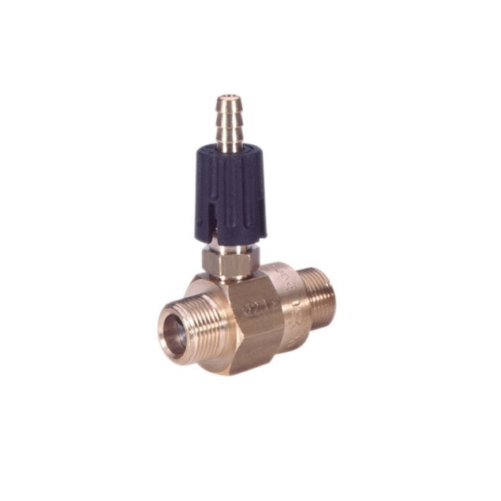 "PA Injector 3/8"" Male NPT 4500psi - Brass"