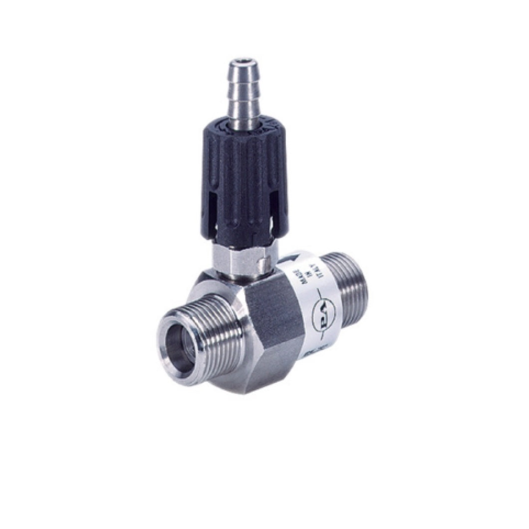 "PA Injector 3/8"" Male NPT 5650psi - Stainless"