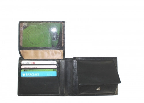 Tony Perotti Green Collection Leather wallet  TP-2993G