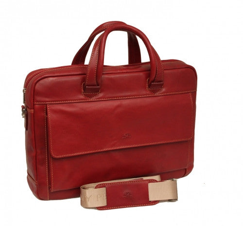 Tony Perotti  leather ladies document briefcase - TP-9522G