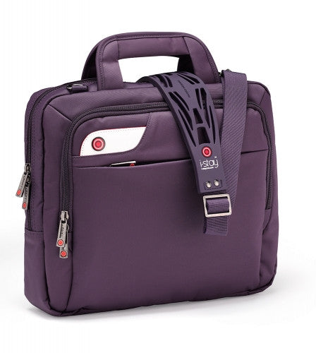 i-stay 13.3 inch tablet, netbook, ultrabook bag with non slip bag strap is0127
